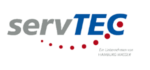 Logo von servTEC